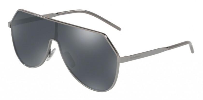2694c9b37d79 Dolce & Gabbana 0DG2221 04/6G Gunmetal - Grey Mirror Black