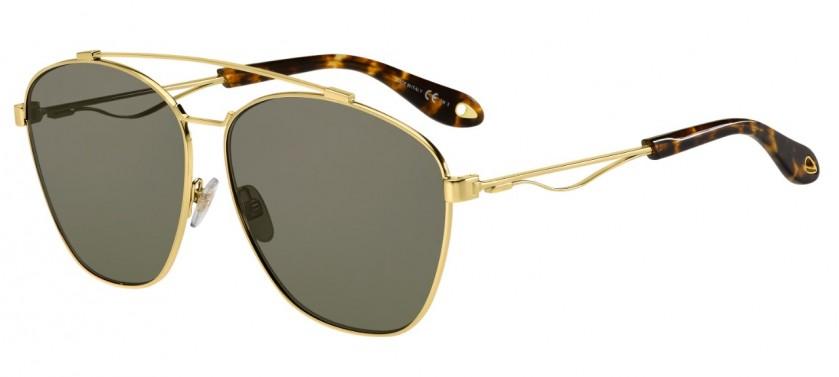 Givenchy GV 7049 S J5G (70) Gold - Brown 2ef1a7bdd8