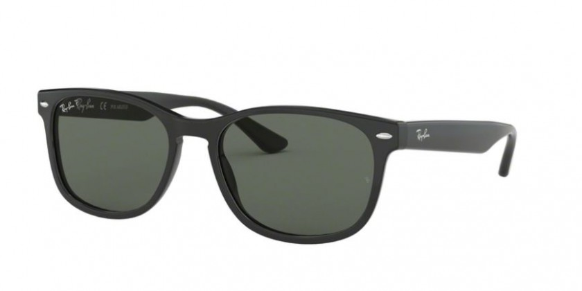 44c161ae1a Ray Ban 0RB2184 901 58 Black - Polarized Green