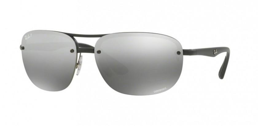 98fb3002bd1 Ray Ban 0RB4275CH 601S 5J Matte Black - Grey Mirror Grey Gradient Polarized
