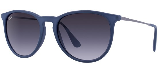 af4d006b4e Rayban YOUNGSTER 0RB4171 ERIKA 60028G Rubber Blue - Grey Gradient