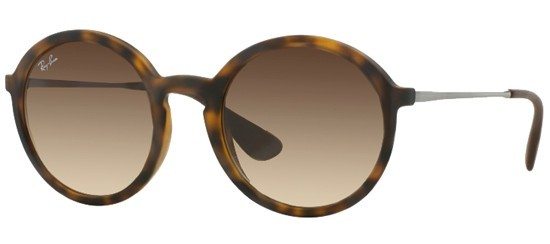 a71802a14c Rayban YOUNGSTER 0RB4222 865 13 Dark Rubber Havana - Gardient Brown