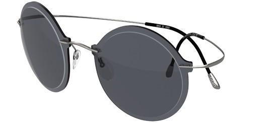 5d6b7e4d041 Silhouette WES GORDON 9908 6052 Grey Ruthenium - Grey