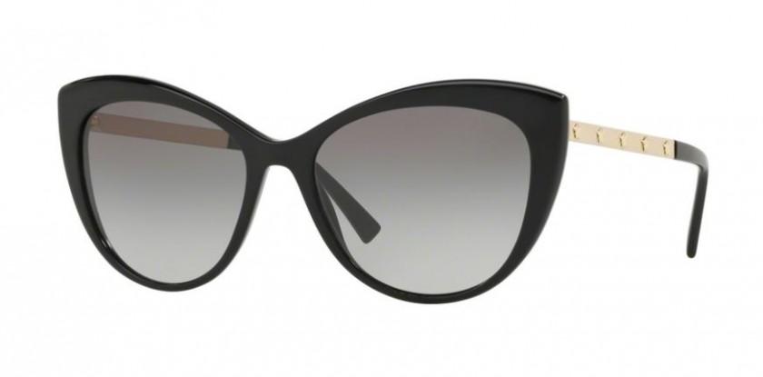 25908c6a01e5b Versace 0VE4348 GB1 11 Black - Grey Gradient