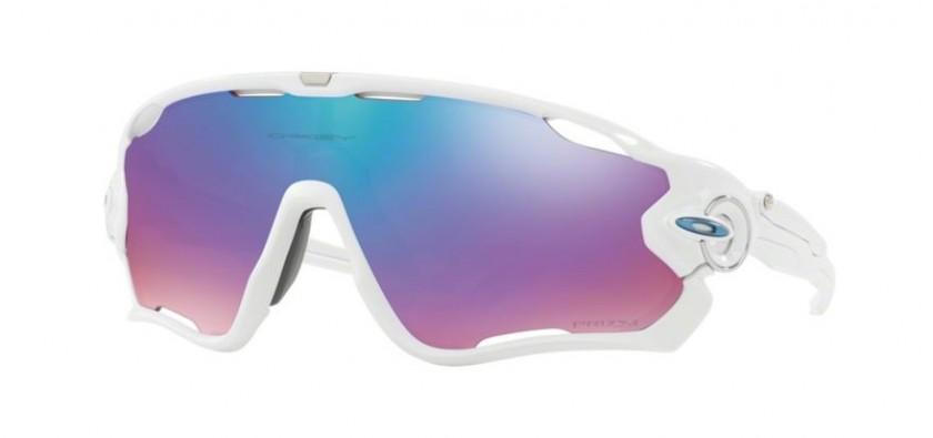 Oakley 0OO9290 JAWBREAKER 929021 Polished White - Prizm Sapphire Snow 254f8f3a8d