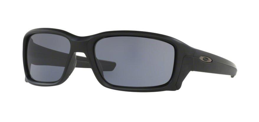 Óculos de Sol Oakley 0OO9331 STRAIGHTLINK 933102 Matte Black - Grey ... c2f3fe4d82
